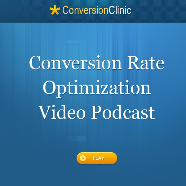 Conversion Clinic Videocast