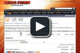 Shop Warenkorbprozess optimieren [HD]