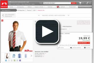 Webshop: Produktdarstellung optimieren